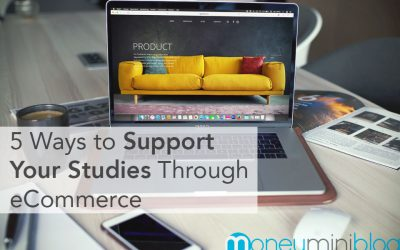5 Ways to Support Your Studies Through eCommerce