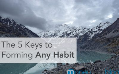 The 5 Keys to Forming Any Habit