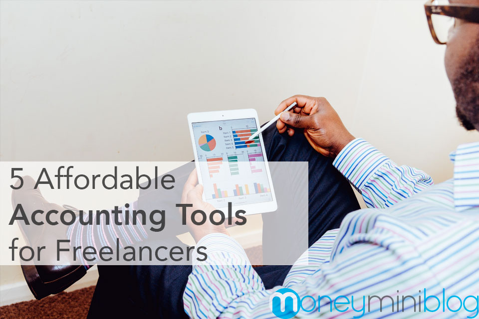 5 Affordable Accounting Tools for Freelancers