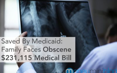 Saved By Medicaid: Family Faces Obscene $231,115 Medical Bill