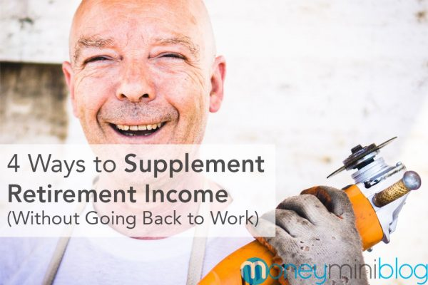 Supplement Retirement Income (Without Going Back to Work)