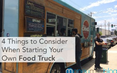 4 Things to Consider When Starting Your Own Food Truck