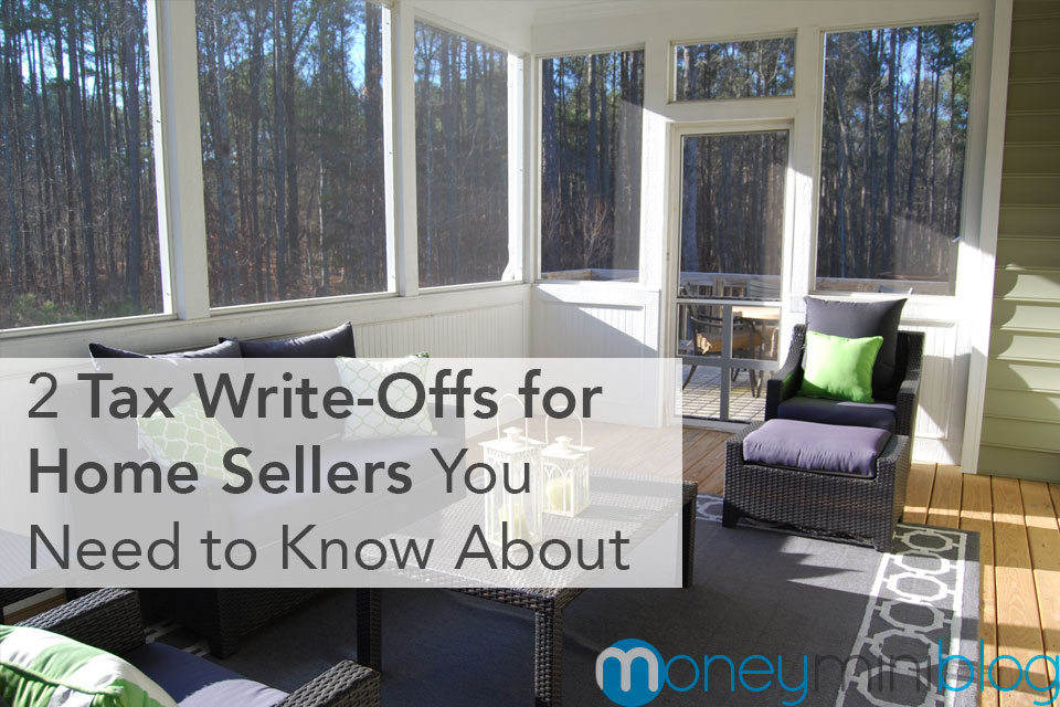 2 Tax Write-Offs for Home Sellers You Need to Know About