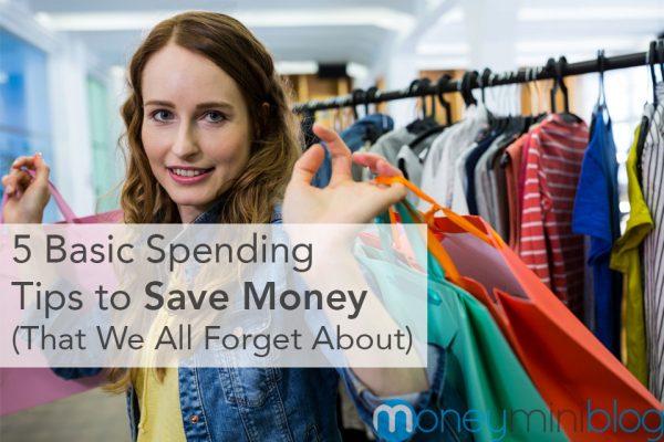 basic tips save money