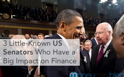 3 Little-Known US Senators Who Have a Big Impact on Finance