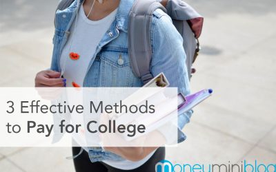 3 Effective Methods to Pay for College