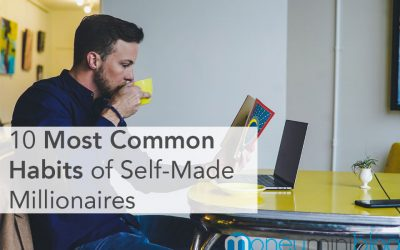 10 Most Common Habits of Self-Made Millionaires [Infographic]