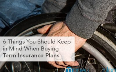 6 Things You Should Keep in Mind When Buying Term Insurance Plans