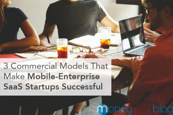 successful saas startups models