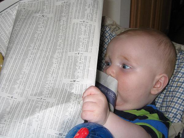 Baby Stock Broker