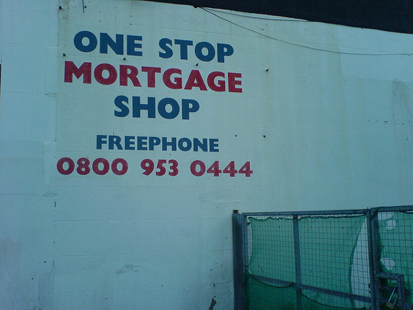 One Stop Mortgage Shop