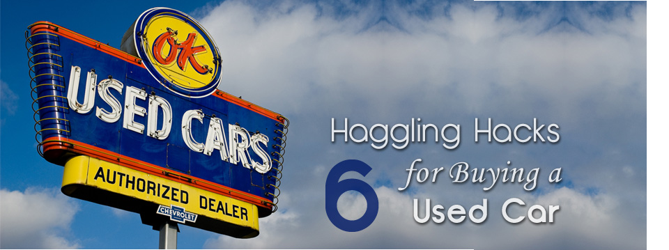 6 haggling hacks for buying a used car with example. Black Bedroom Furniture Sets. Home Design Ideas