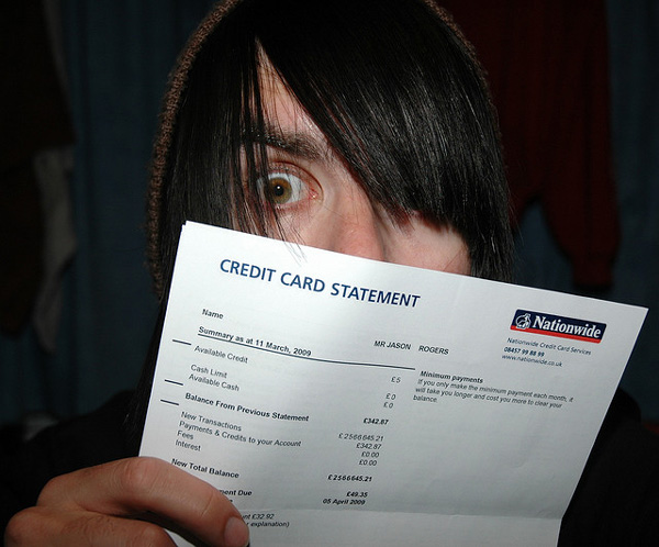 Access the Damage of Credit Card Debt