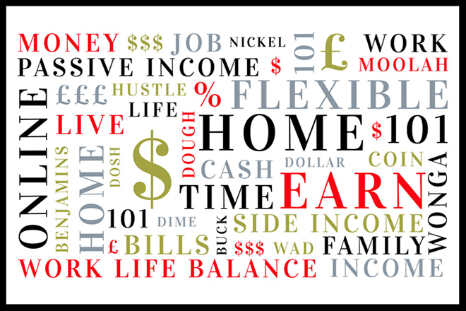 101 Ways to Make Money From Home