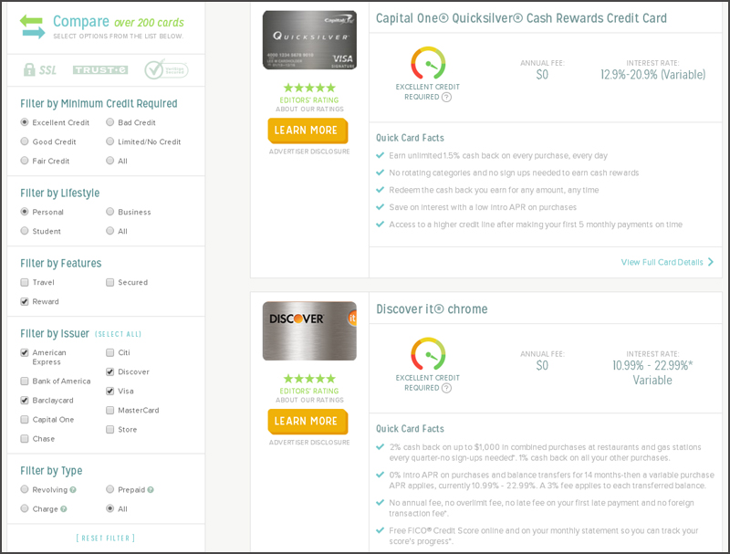 Credit Card Insider Review