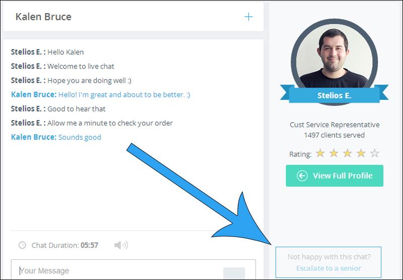 SiteGround customer support