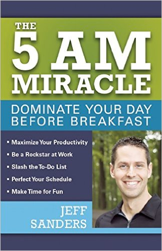 The 5am Miracle book