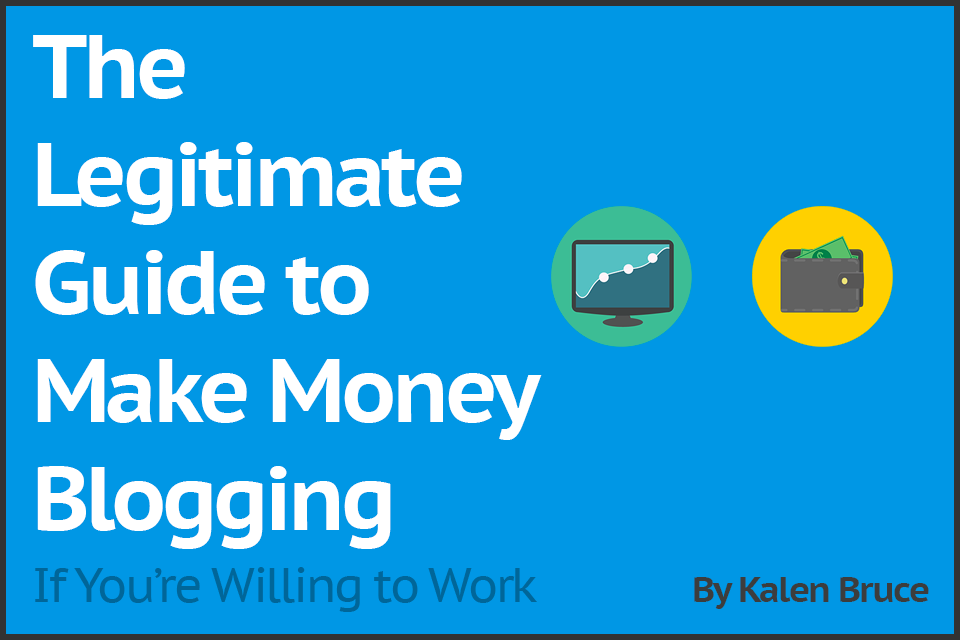 Guide to Make Money Blogging