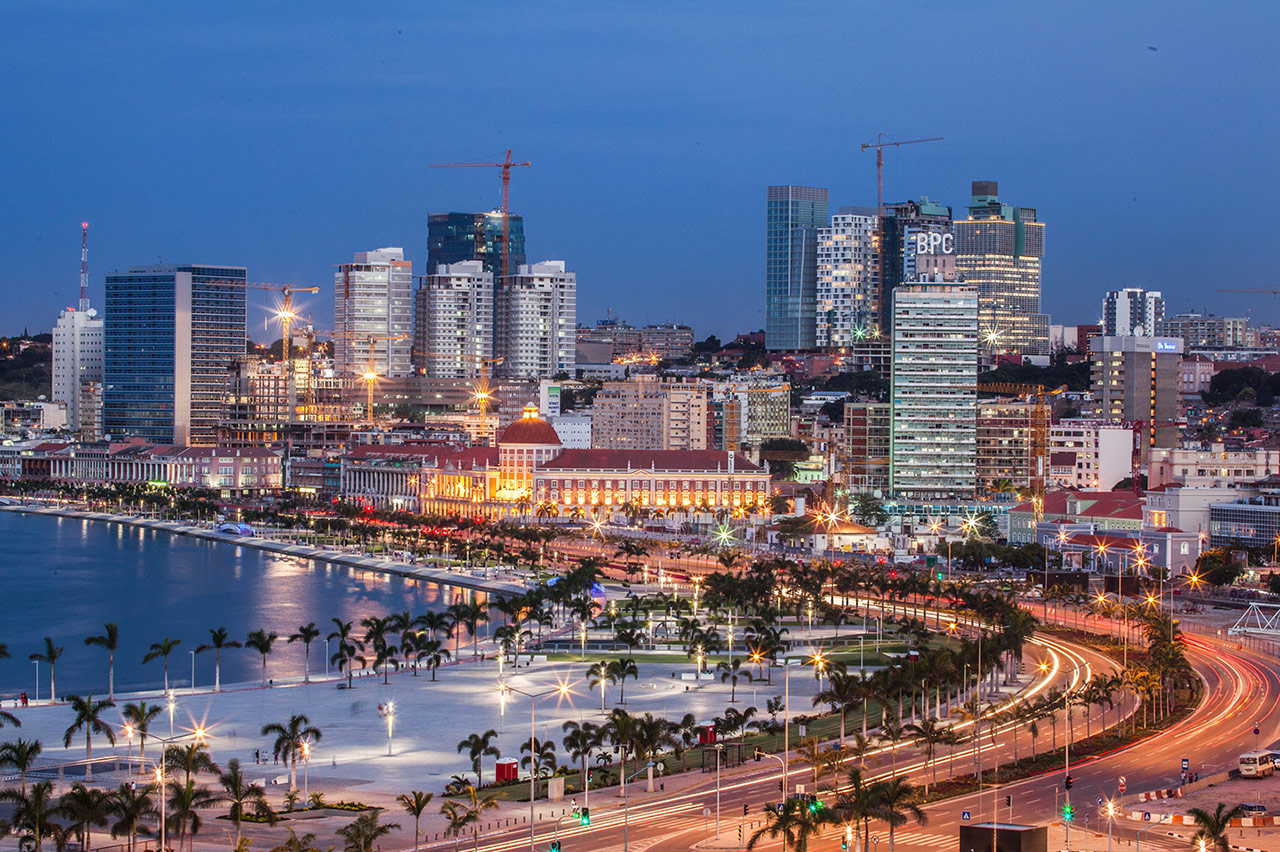expensive cities angola