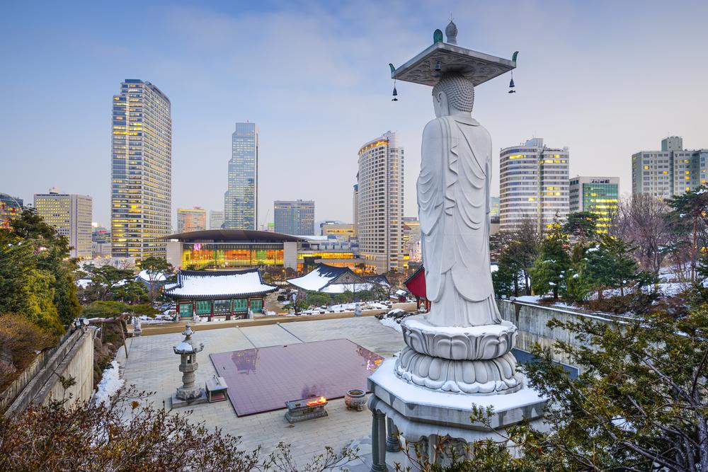 expensive city south korea