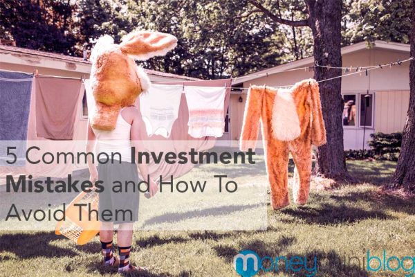 avoid common investment mistakes