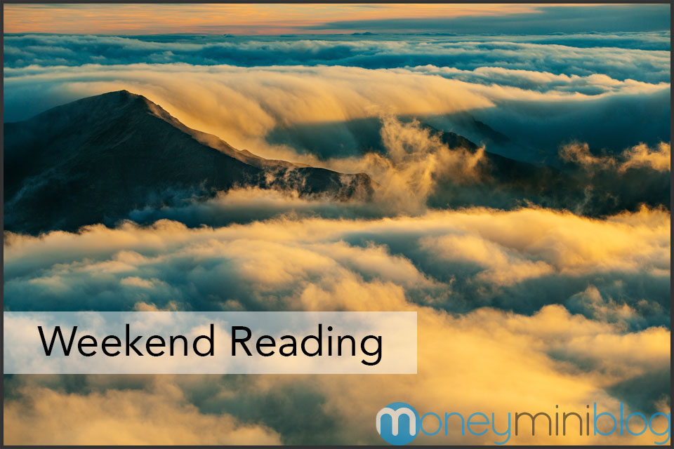money and productivity weekend reading
